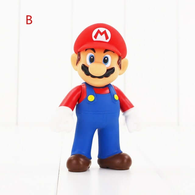 Super Mario Bros Action Figure - Shop For Gamers