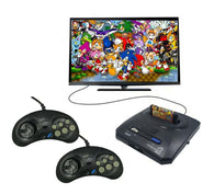16 Bit Video Game Console With Classic Games - Shop For Gamers