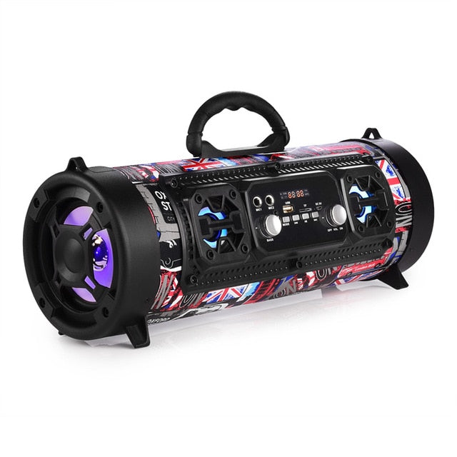 16W Portable Column Sven Bluetooth Speaker - Shop For Gamers