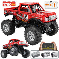 1760Pcs City 4WD Off Road Vehicle Toy - Shop For Gamers