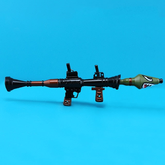 Fortnite 17CM Metal Gun Model Keychain - Shop For Gamers