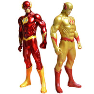 Yellow and Red The Flash PVC Action Figure - Shop For Gamers