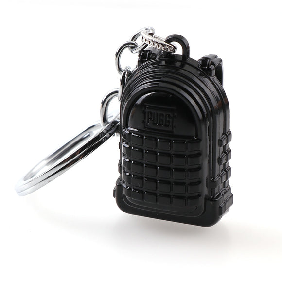 PUBG Backpack Playerunknown's Battlegrounds Keychain - Shop For Gamers