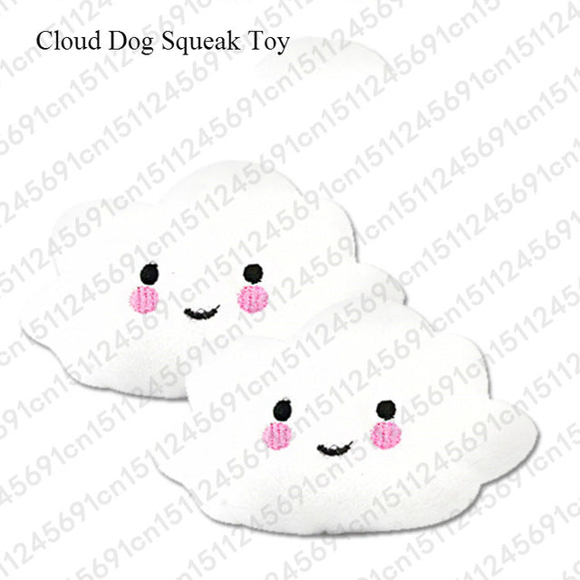 Bone Fruit Vegetable Squeak Toy For Dogs - Shop For Gamers
