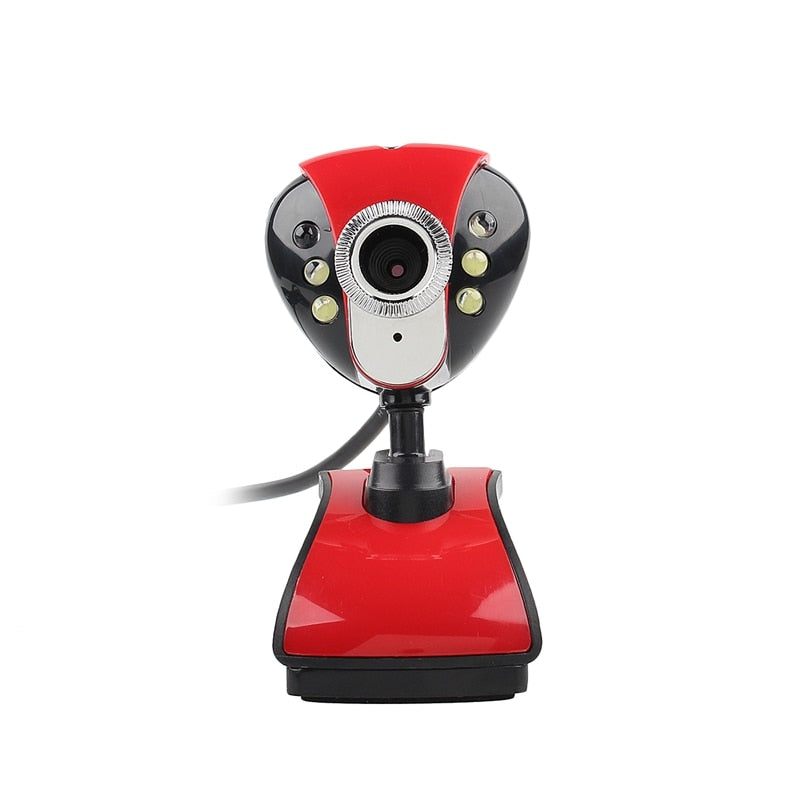1.1 HD 50Mega 360 Degrees Rotary Webcam - Shop For Gamers
