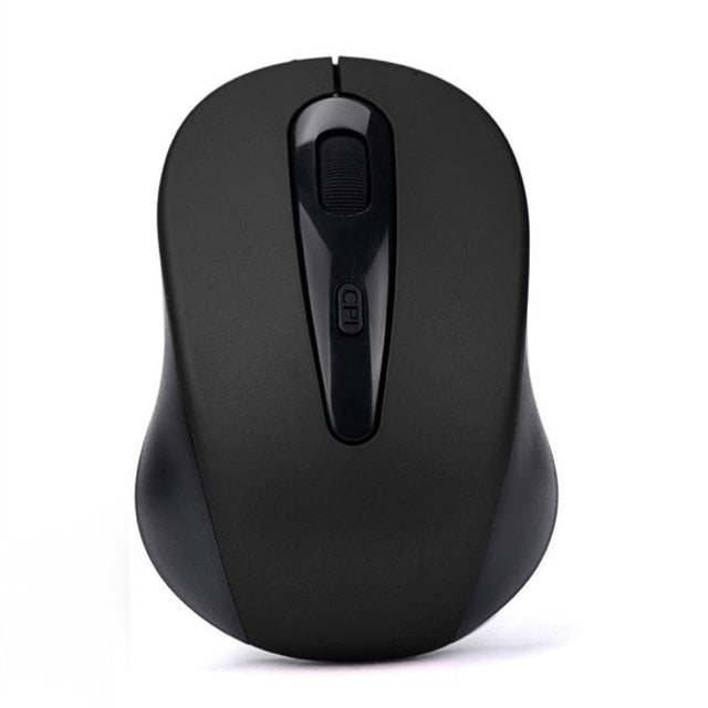 CARPRIE 2.4 GHz Wireless Mouse 3 Keys - Shop For Gamers