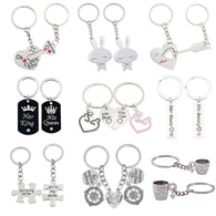 Couple Lovers Keychain - Shop For Gamers