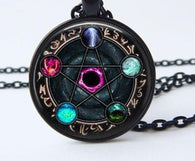 Wiccan Pendant Necklace - Shop For Gamers