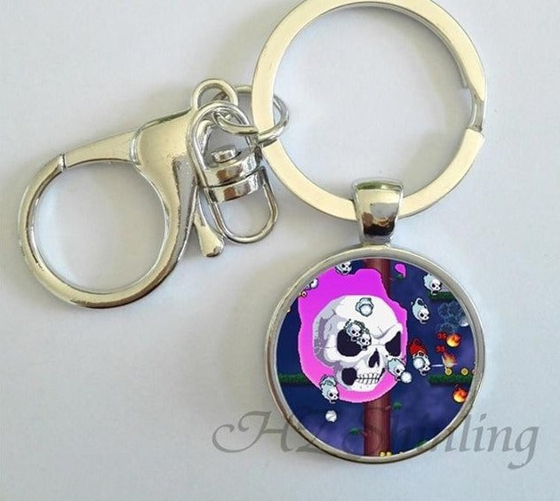 Undertale Gaming Keychain - Shop For Gamers