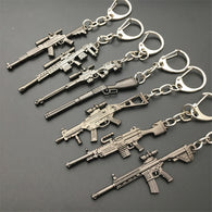 16 Styles PUBG CS GO Weapon Keychains