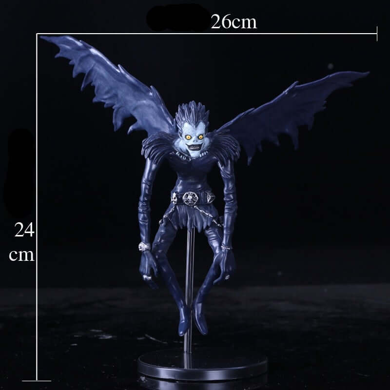 Death Note L Ryuuku Ryuk PVC Action Figure - Shop For Gamers