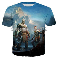God Of War New Men/Women T-Shirt