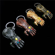 Marvel Avengers Thanos Infinity Glove Gauntlet Key Chain - Shop For Gamers
