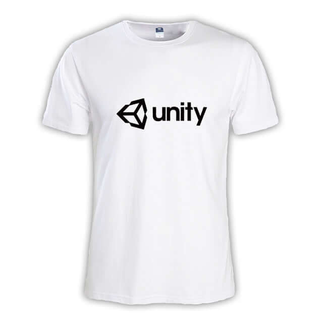Unity T-Shirt - Shop For Gamers