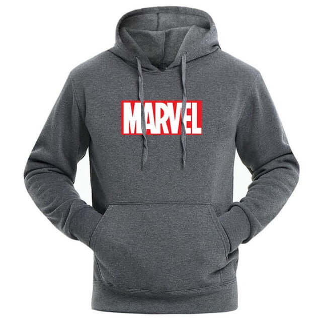 2019 Marvel Logo Hoodie - Shop For Gamers