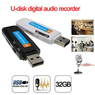 U-Disk Digital Audio Voice Recorder - Shop For Gamers