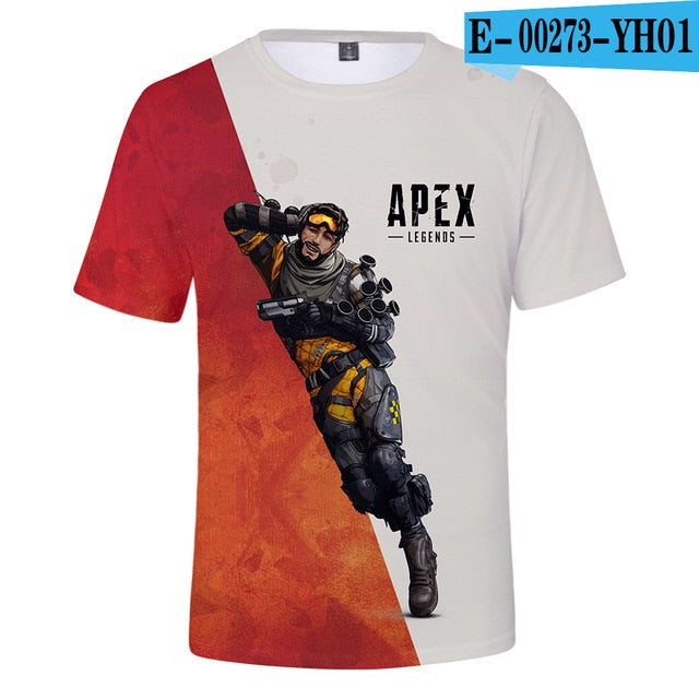 New Apex Legends T-Shirts Men/Women - Shop For Gamers
