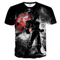 Anime Dragon Ball Z 2020 T-Shirt - Shop For Gamers