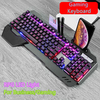 618 RGB LED Mechanical Gaming Keyboard - Shop For Gamers