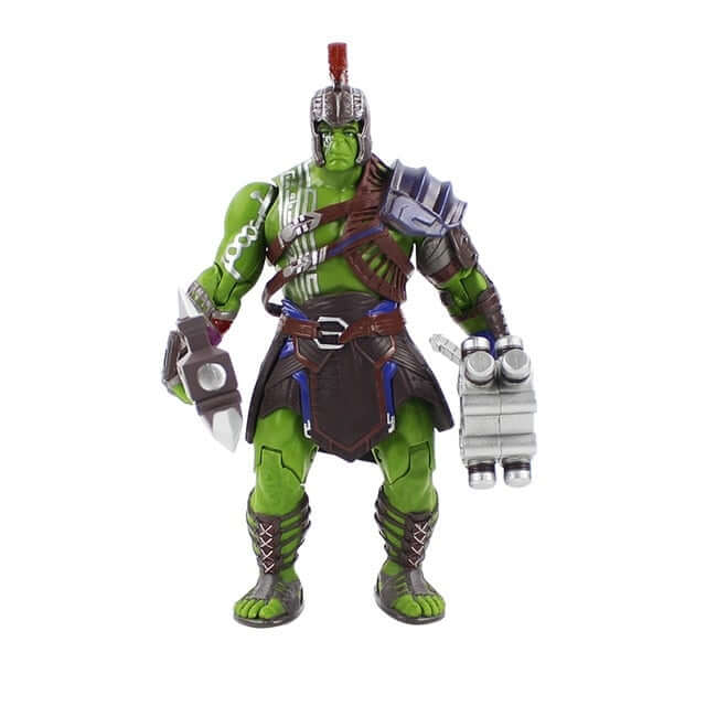 Thor 3 Ragnarok Hulk PVC Action Figure - Shop For Gamers