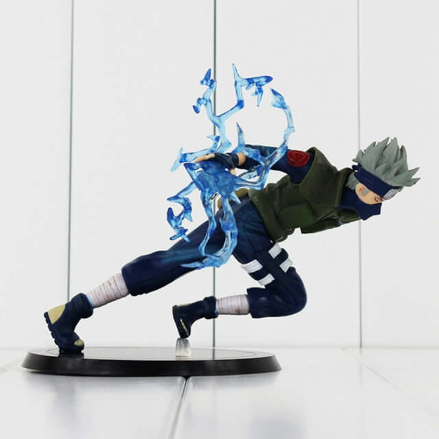 Hatake Kakashi Nara Shikamaru PVC Action Figure - Shop For Gamers