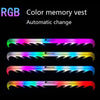 Desktop Memory RGB Heatsink Cooler Shell - Shop For Gamers