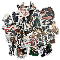Attack on Titan Sticker Anime Stickers - Shop For Gamers