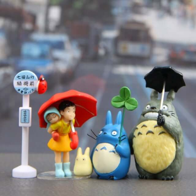 My Neighbor Totoro Action Figures - Shop For Gamers