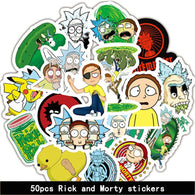 Rick and Morty Sticker - Shop For Gamers