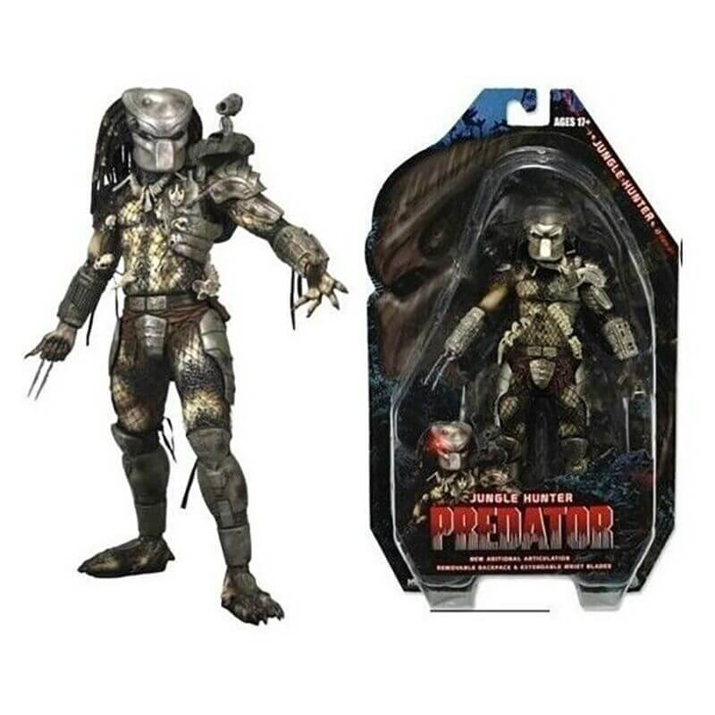 Classic Predator PVC Action Figure - Shop For Gamers