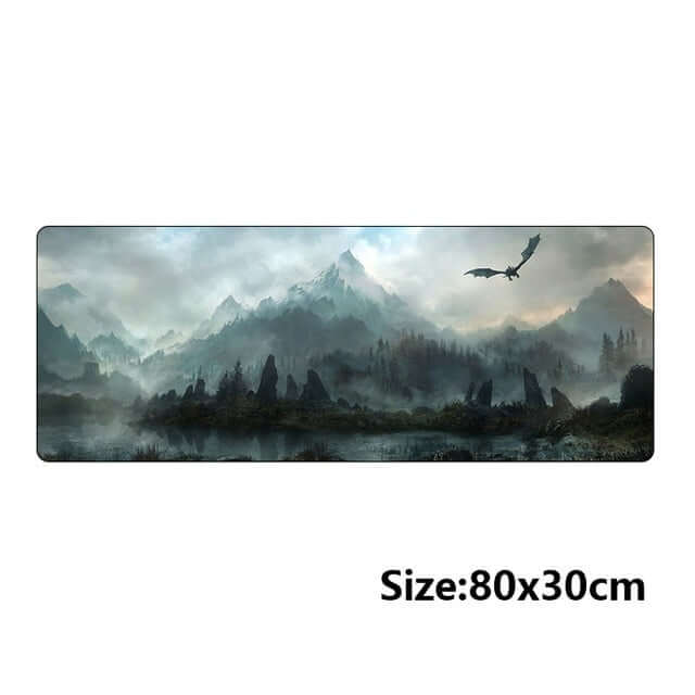 Popular Host Computer Stand-alone Game Mouse Pad - Shop For Gamers