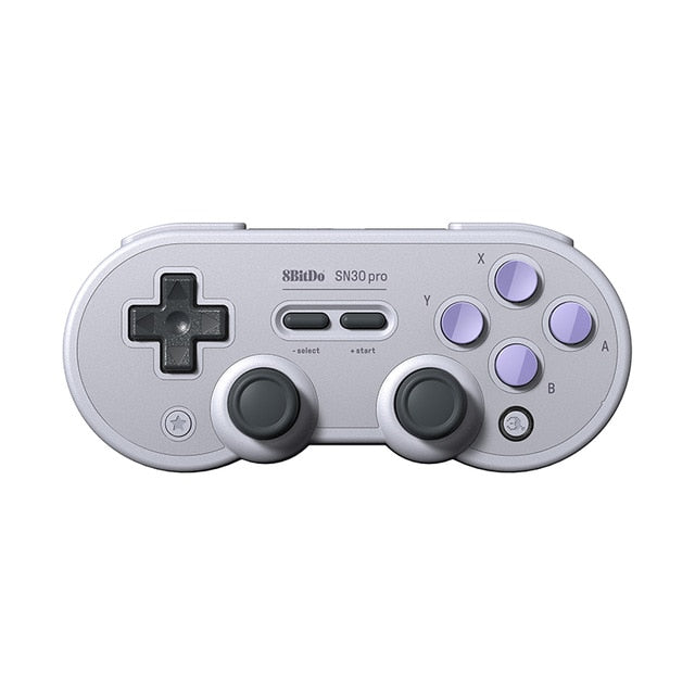 8 Bitdo SN30 Wireless Bluetooth Controller - Shop For Gamers