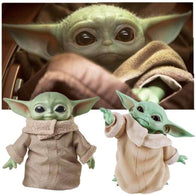 Star Wars Glow Yoda Baby Action Figure - Shop For Gamers