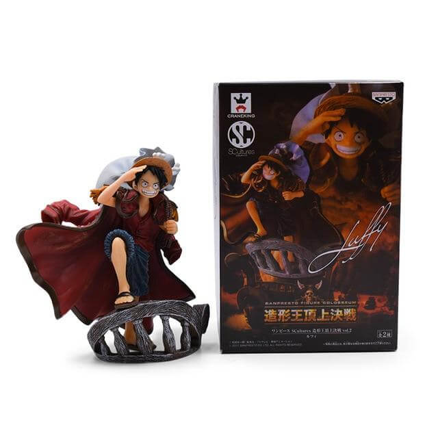 Anime One Piece Characters Action Figures - Shop For Gamers