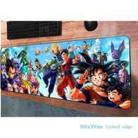 Dragon Ball 900x300x2mm Mouse Pad - Shop For Gamers
