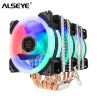 ALSEYE ST-90 CPU Cooler With RGB - Shop For Gamers