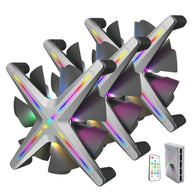ALSEYE X12 RGB 120mm PC Fan - Shop For Gamers