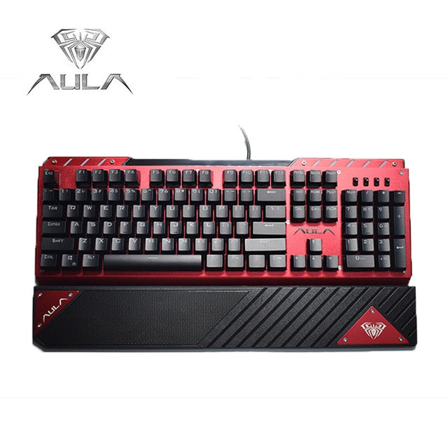AULA 2030 Chaser Mechanical Gaming Keyboard - Shop For Gamers