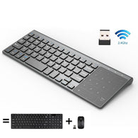 AVATTO T19 Wireless Mini Keyboard - Shop For Gamers