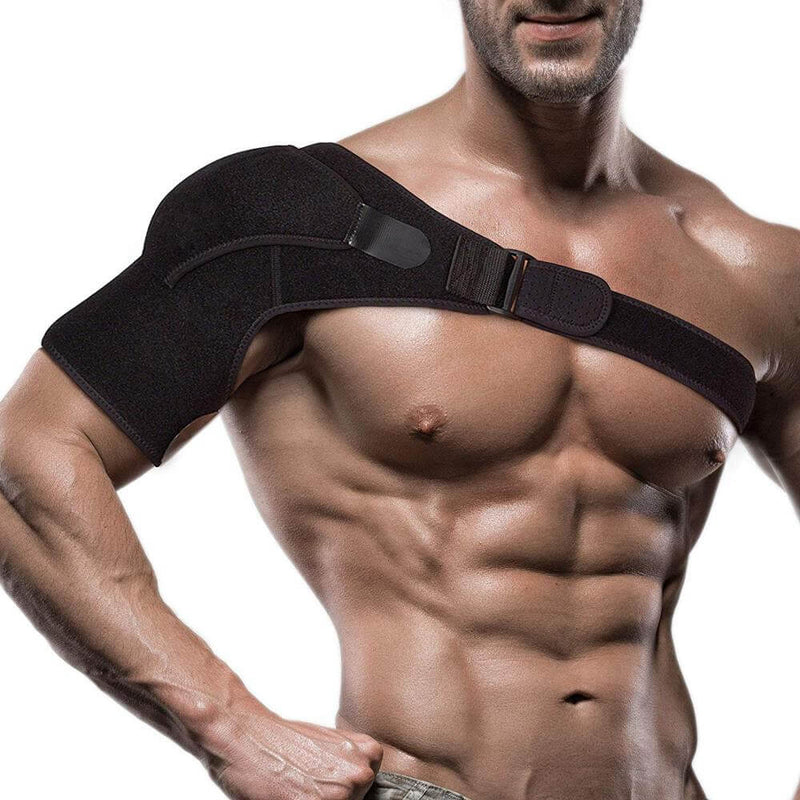 Adjustable Shoulders Support Bandage - Shop For Gamers