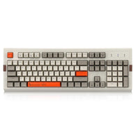 Ajazz AK510 104 Keys Mechanical Keyboard - Shop For Gamers