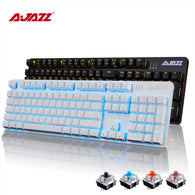Ajazz 104 Keys Robocop Mechanical Keyboard