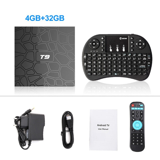 Android 8.1 Smart TV Box - Shop For Gamers