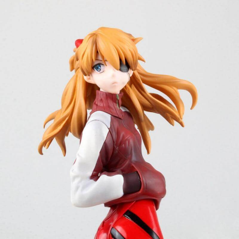 Asuka Langley Soryu Action Figure - Shop For Gamers