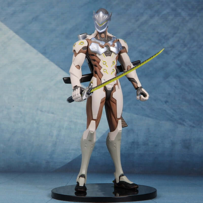 Ninja Shimada Genji Joints Moveable Action Figure - Shop For Gamers