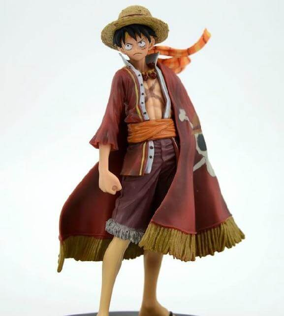 Anime One Piece Monkey D Luffy Action Figure - Shop For Gamers