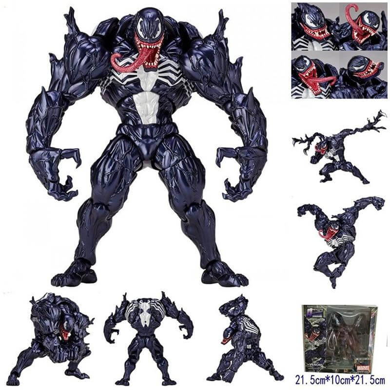 Marvel Venom PVC Action Figure - Shop For Gamers