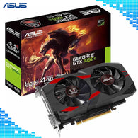 Asus GeForce GTX 1050Ti 4GB - Shop For Gamers