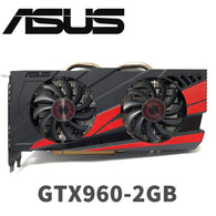Asus GeForce GTX 960 2GB - Shop For Gamers