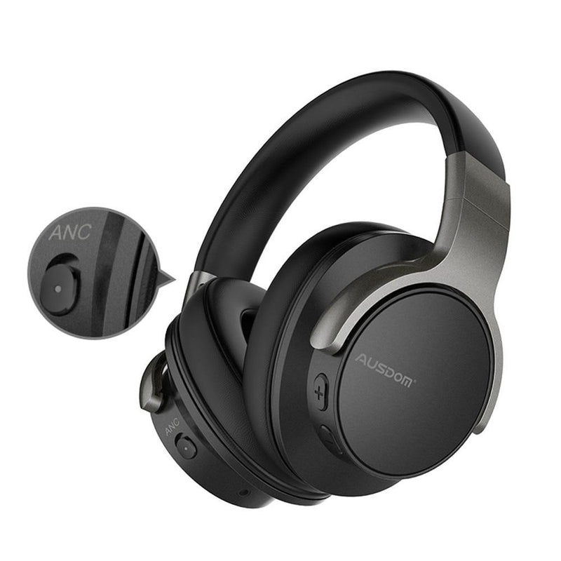 Ausdom Anc8 Wireless Bluetooth Headset Shop For Gamers
